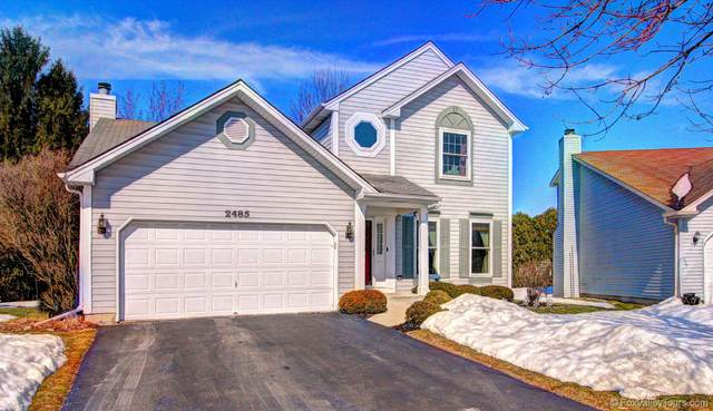 2485 Clovertree Court, Aurora, IL 60506 (MLS #11006505) :: Ryan Dallas Real Estate