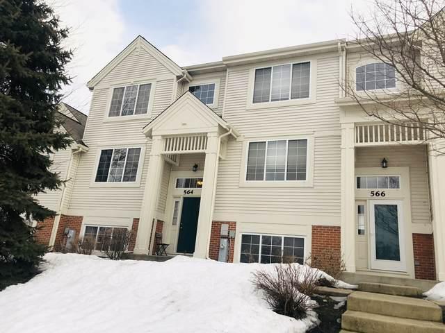 564 S Rosehall Lane #564, Round Lake, IL 60073 (MLS #11006596) :: Ani Real Estate