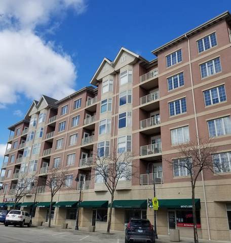 9670 Franklin Avenue #305, Franklin Park, IL 60131 (MLS #11006647) :: The Dena Furlow Team - Keller Williams Realty