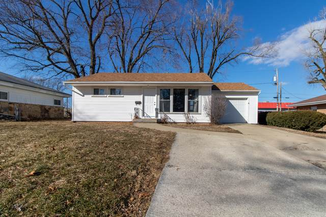 1106 Redwood Avenue, Bloomington, IL 61701 (MLS #11006760) :: Helen Oliveri Real Estate