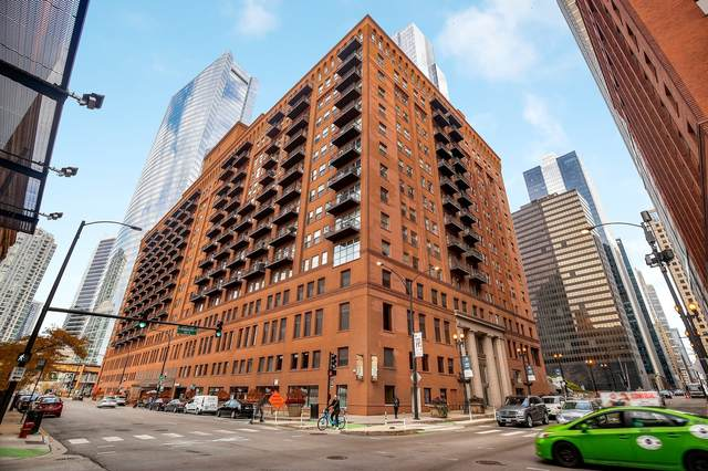 165 N Canal Street #1231, Chicago, IL 60606 (MLS #11006772) :: The Spaniak Team