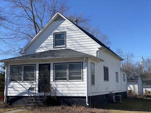 327 S Guthrie Street, Gibson City, IL 60936 (MLS #11006777) :: Helen Oliveri Real Estate