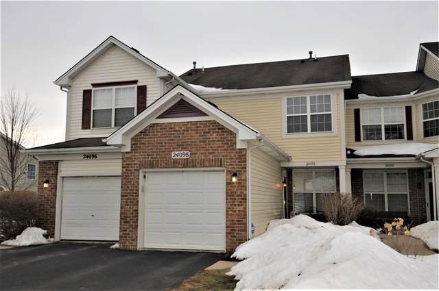 24098 Pear Tree Circle, Plainfield, IL 60585 (MLS #11006822) :: Carolyn and Hillary Homes