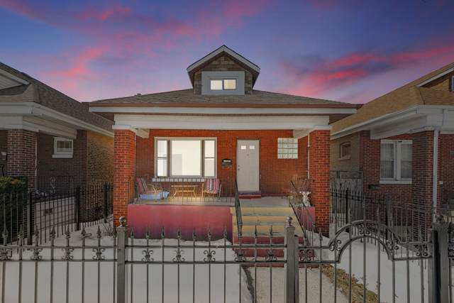 5616 S Mozart Street, Chicago, IL 60629 (MLS #11006890) :: Jacqui Miller Homes