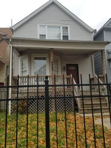 6940 S Bishop Street, Chicago, IL 60636 (MLS #11006954) :: The Dena Furlow Team - Keller Williams Realty
