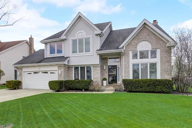 1363 Lorraine Place, Schaumburg, IL 60173 (MLS #11006984) :: BN Homes Group