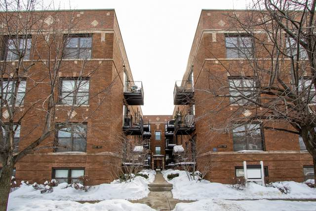 1647 W Addison Street 3A, Chicago, IL 60613 (MLS #11007328) :: The Perotti Group