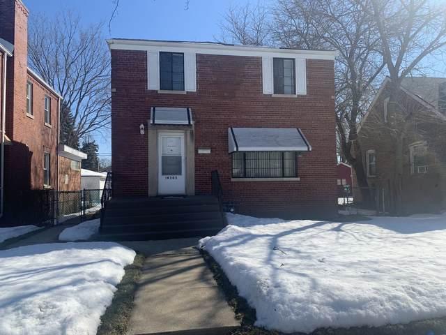 14305 S Eggleston Avenue, Riverdale, IL 60827 (MLS #11007423) :: Helen Oliveri Real Estate