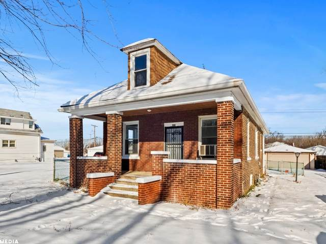 427 E 26th Street, Chicago Heights, IL 60411 (MLS #11007524) :: The Dena Furlow Team - Keller Williams Realty