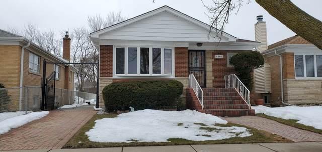 4946 N Newcastle Avenue, Chicago, IL 60656 (MLS #11007528) :: The Dena Furlow Team - Keller Williams Realty