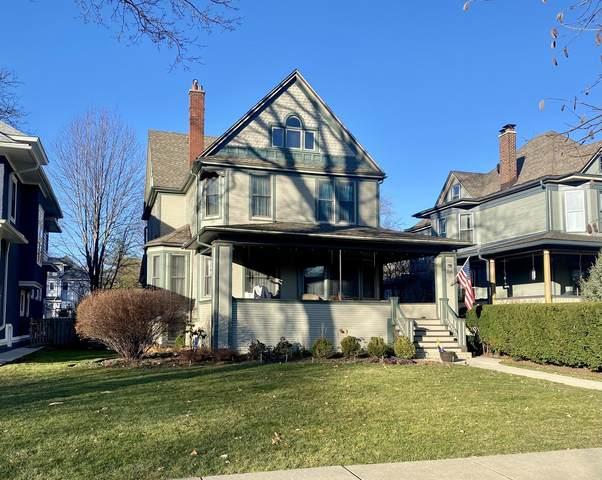 215 S Scoville Avenue, Oak Park, IL 60302 (MLS #11007563) :: Jacqui Miller Homes
