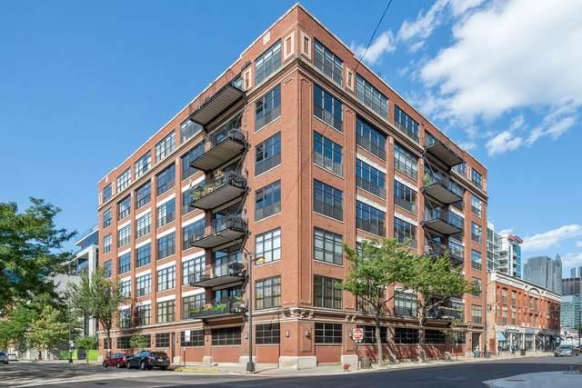 850 W Adams Street 4E, Chicago, IL 60607 (MLS #11007578) :: The Perotti Group