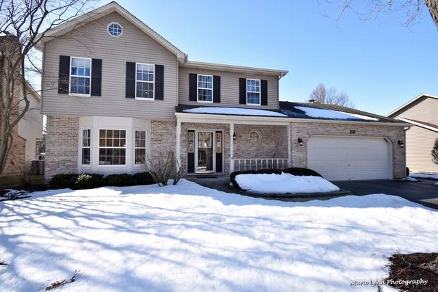 83 Winter Hill Circle, Montgomery, IL 60538 (MLS #11007617) :: Carolyn and Hillary Homes