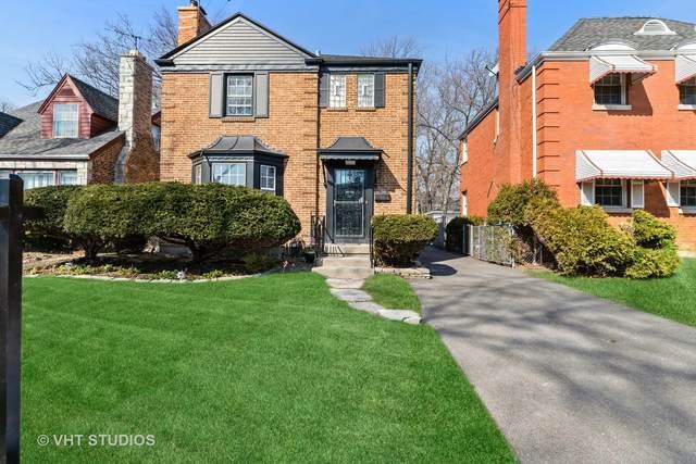 6418 N Le Mai Avenue, Chicago, IL 60646 (MLS #11007762) :: RE/MAX IMPACT