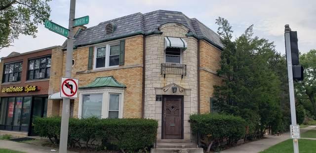 6619 W North Avenue, Oak Park, IL 60302 (MLS #11007847) :: Jacqui Miller Homes