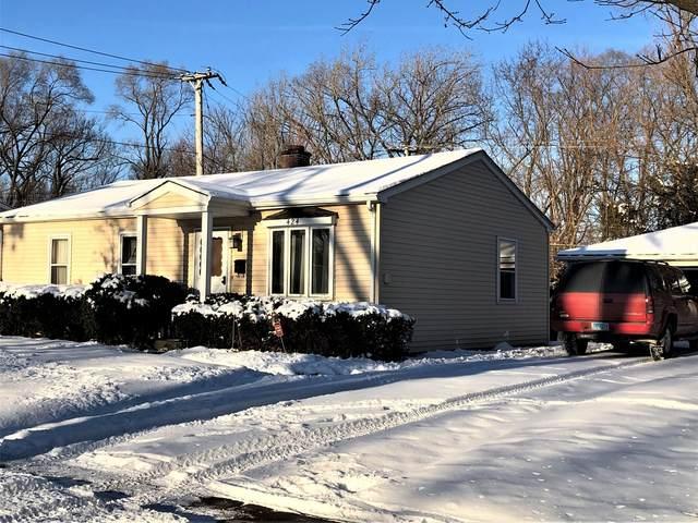 424 Saint Marys Parkway, Buffalo Grove, IL 60089 (MLS #11007853) :: Janet Jurich