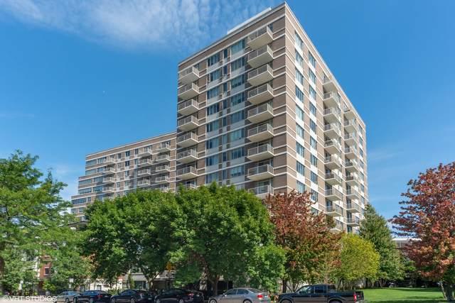 1515 S Prairie Avenue #511, Chicago, IL 60605 (MLS #11007887) :: Littlefield Group