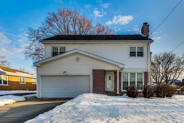 132 E Madison Street, Elmhurst, IL 60126 (MLS #11007923) :: Helen Oliveri Real Estate