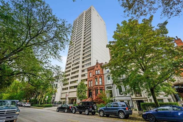 1415 N Dearborn Parkway 19B, Chicago, IL 60610 (MLS #11007932) :: The Perotti Group