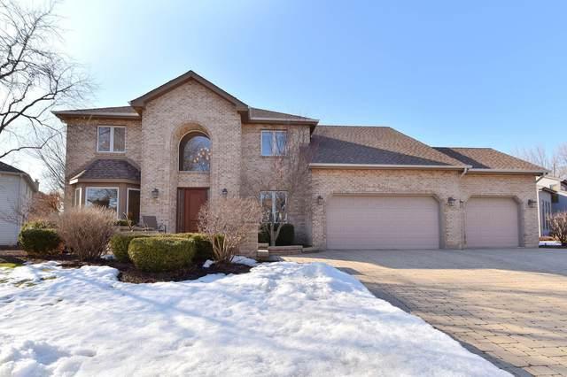 907 Sanctuary Lane, Naperville, IL 60540 (MLS #11008020) :: Helen Oliveri Real Estate