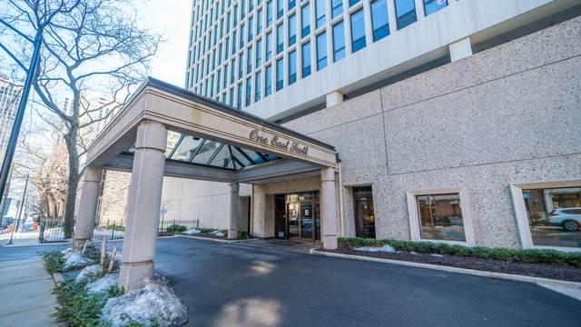 1 E Scott Street #906, Chicago, IL 60610 (MLS #11008038) :: Touchstone Group