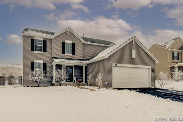 449 Sutton Street, Yorkville, IL 60560 (MLS #11008064) :: Carolyn and Hillary Homes