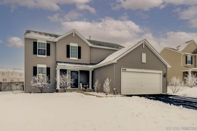 449 Sutton Street, Yorkville, IL 60560 (MLS #11008064) :: Jacqui Miller Homes