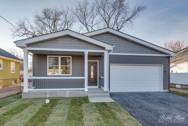 260 Heine Avenue, Elgin, IL 60123 (MLS #11008165) :: Helen Oliveri Real Estate