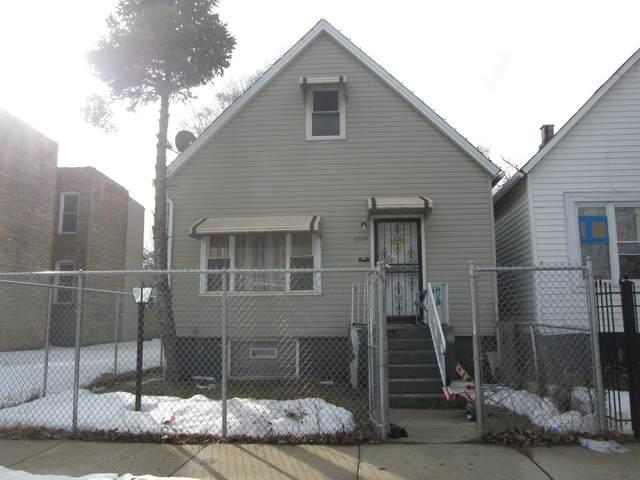 6324 S Paulina Street, Chicago, IL 60636 (MLS #11008177) :: The Dena Furlow Team - Keller Williams Realty