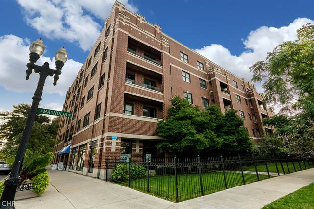 4553 N Magnolia Avenue #303, Chicago, IL 60640 (MLS #11008243) :: The Perotti Group