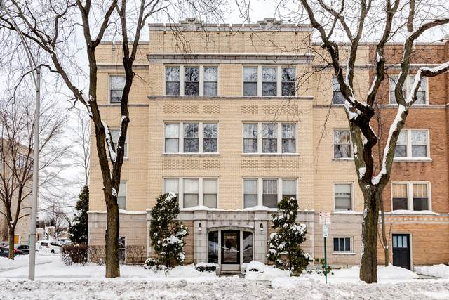 603 Washington Boulevard #3, Oak Park, IL 60302 (MLS #11008256) :: Jacqui Miller Homes
