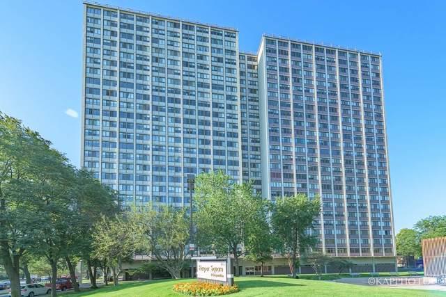 4850 S Lake Park Avenue #1306, Chicago, IL 60615 (MLS #11008264) :: Jacqui Miller Homes