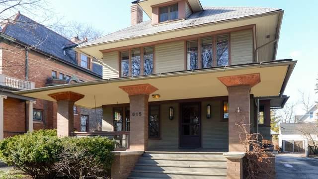 615 N Oak Park Avenue, Oak Park, IL 60302 (MLS #11008392) :: Angela Walker Homes Real Estate Group