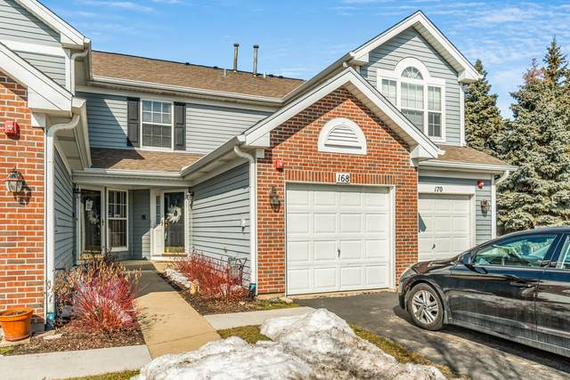 168 Bayberry Court #168, Glendale Heights, IL 60139 (MLS #11008396) :: The Spaniak Team