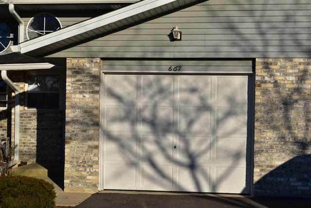 667 N Meadows Boulevard #667, Addison, IL 60101 (MLS #11008430) :: Littlefield Group