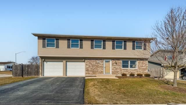 1390 Gloucester Court, Hoffman Estates, IL 60192 (MLS #11008431) :: Helen Oliveri Real Estate