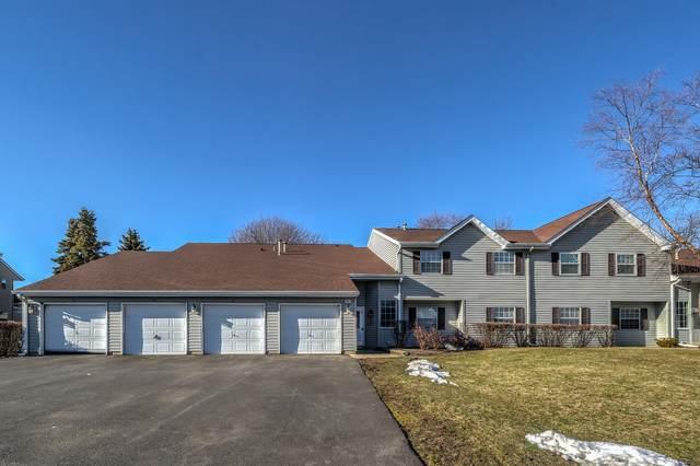 56 N Victoria Lane F, Streamwood, IL 60107 (MLS #11008433) :: Helen Oliveri Real Estate