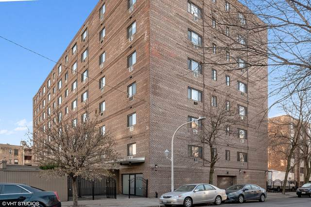 607 W Wrightwood Avenue #602, Chicago, IL 60614 (MLS #11008452) :: The Perotti Group