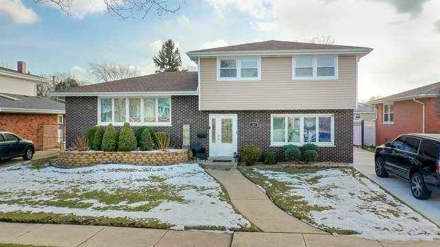 5617 W 99th Street, Oak Lawn, IL 60453 (MLS #11008560) :: The Spaniak Team