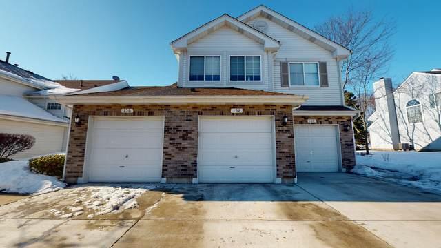 158 Sierra Pass Drive #1, Schaumburg, IL 60194 (MLS #11008578) :: Helen Oliveri Real Estate