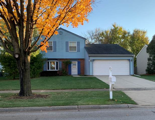 777 W Appletree Lane, Bartlett, IL 60103 (MLS #11008686) :: Suburban Life Realty