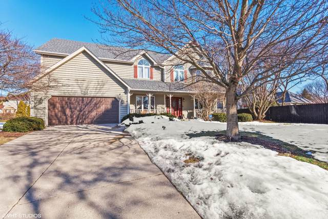 2808 Hollenback Court, Naperville, IL 60565 (MLS #11008754) :: Helen Oliveri Real Estate