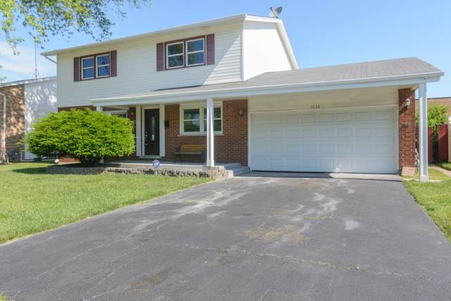 1134 E 160th Place, South Holland, IL 60473 (MLS #11008838) :: Janet Jurich
