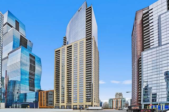 420 E Waterside Drive #1403, Chicago, IL 60601 (MLS #11008874) :: Helen Oliveri Real Estate