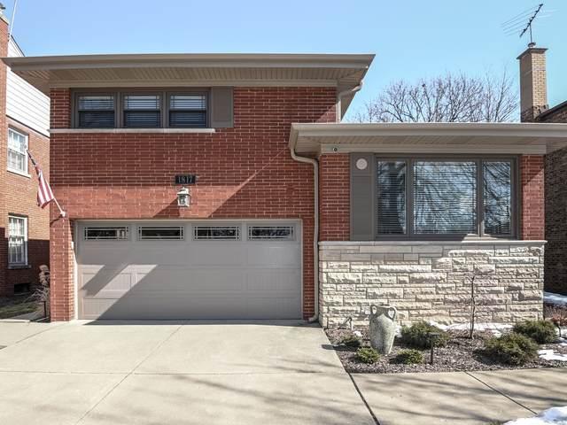 1817 78th Court, Elmwood Park, IL 60707 (MLS #11008879) :: Janet Jurich
