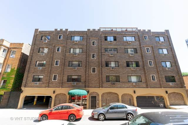 455 W St James Place #506, Chicago, IL 60614 (MLS #11008955) :: The Perotti Group