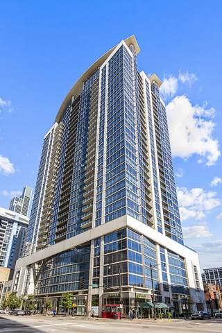 100 E 14th Street #2404, Chicago, IL 60605 (MLS #11008997) :: The Perotti Group