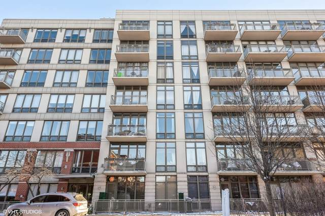 1000 N Kingsbury Street #301, Chicago, IL 60610 (MLS #11009094) :: RE/MAX IMPACT