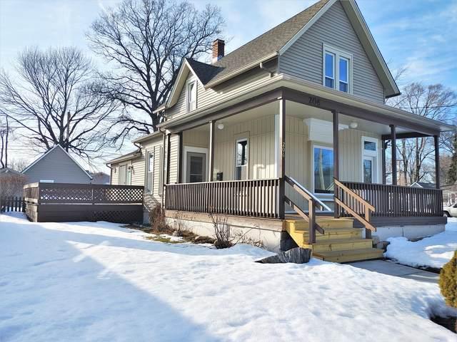 206 S Weston Avenue, Elgin, IL 60123 (MLS #11009108) :: The Dena Furlow Team - Keller Williams Realty