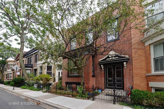 3807 N Alta Vista Terrace, Chicago, IL 60613 (MLS #11009159) :: Touchstone Group